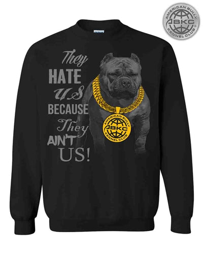 The Bear American Bully Kennel Club Crew Neck Sweater
