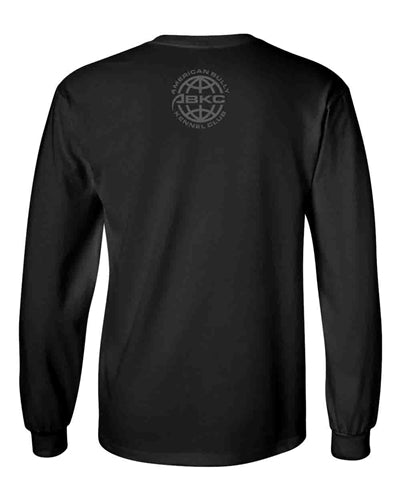 The Bear American Bully Kennel Club long Sleeve Shirt