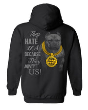 The Bear American Bully Kennel Club Hoodie