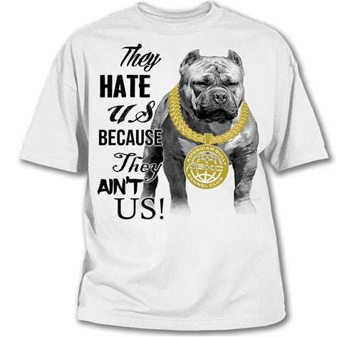 The Bear American Bully Kennel Club Shirt