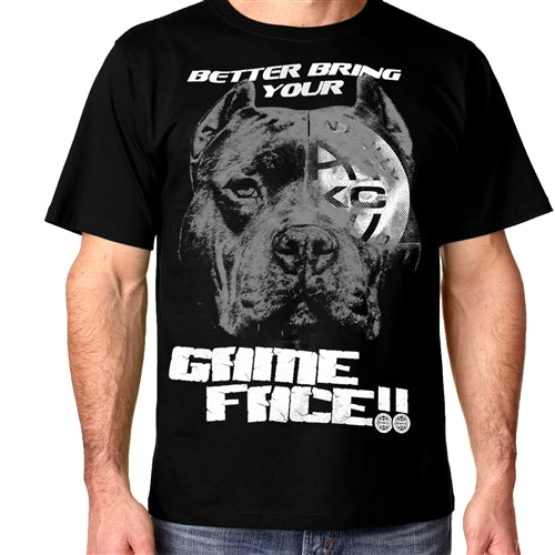 ABKC Game Face Shirt
