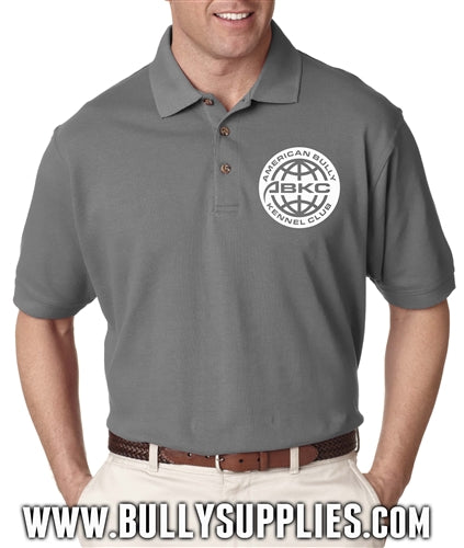 American Bully Kennel Club ABKC Logo Polo