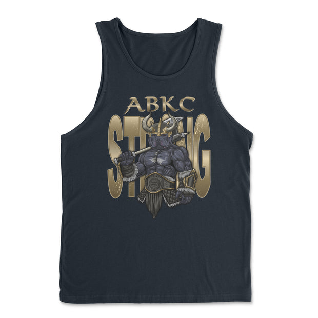 ABKC STRONG VIKING MEN'S TANK TOP