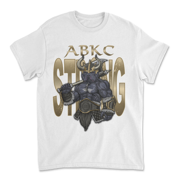 ABKC STRONG VIKING MEN'S T SHIRT