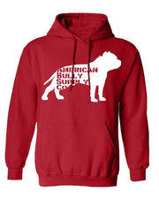 American Bully Supply Co. Logo Unisex  Hoody Pullover