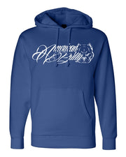 American Bully Supply Co. Typography Logo Hoodie