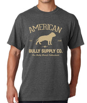 Am. Bully Supply Co. Anniversary Logo