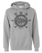 Bully Breed Society Adult Pullover Hoodie