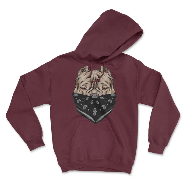 Bully Mask Adult Pullover Hoodie
