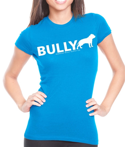 ClassicBully With Logo-WOMENS-CREW NECK