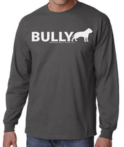Classic Bully Logo-Mens-Long Sleeve