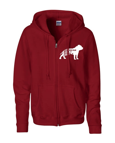 Fed Up Men's Zip up Hoody