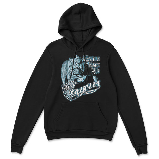 Haterz Make Us Famous Adult Pullover Hoodie