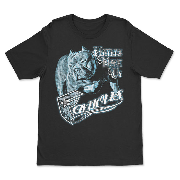 Haterz Make Us Famous Men's T Shirt