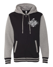 Indian Bully Club Varsity Hooded Jacket Unisex