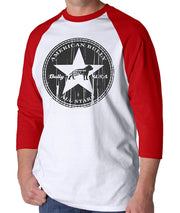 MEN'S AMERICAN BULLY ALLSTARS RAGLAN TEE