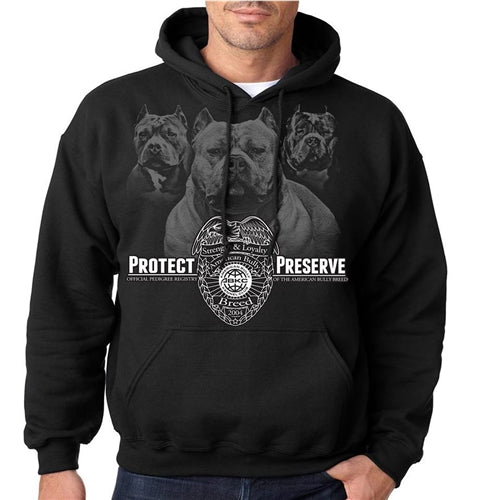Protect And Preserve ABKC Hoodie