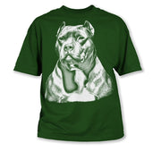 Pit Bull Strong Adult-Tee