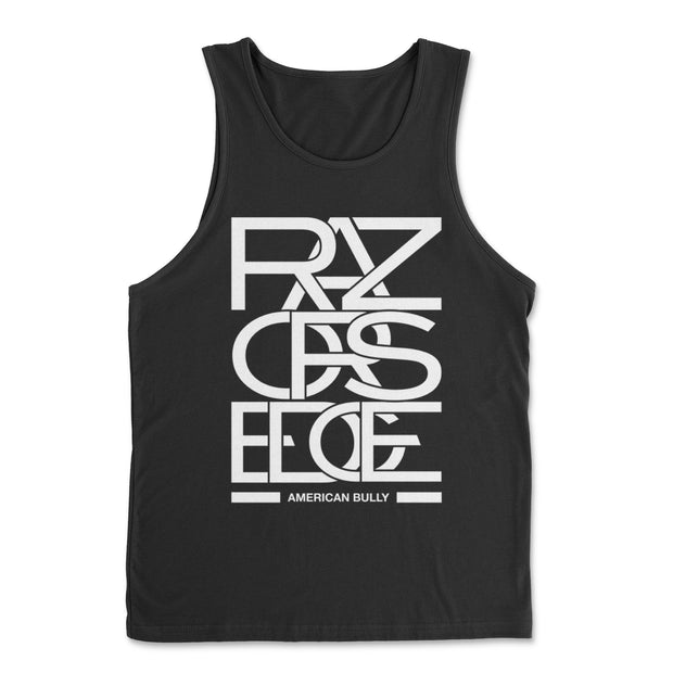 Razors Edge Jumbled Men's Tank Top