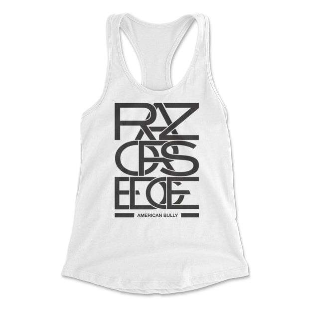 Razors Edge Jumbled Women's Tank Top