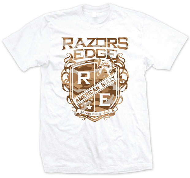 Razors Edge Brown Camo