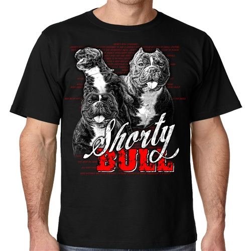Shorty bull standard Men's T Shirt
