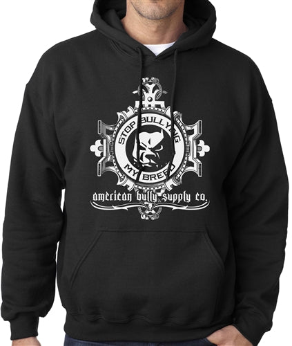 Stop Bullying My Breed Adult Hoody