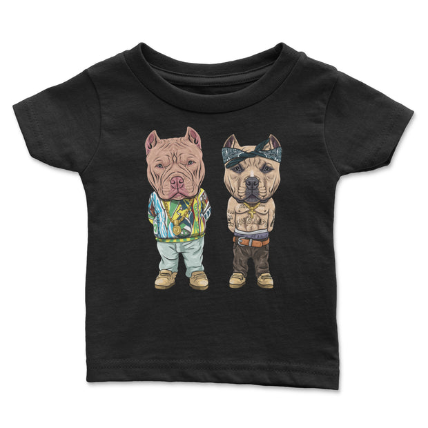 Tupac and Biggie American Bully Youth and Toddler T Shirt