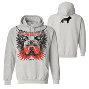 Under the Gun Adult Hoody Pullover