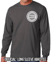 ABKC OFFICIAL American Bully Kennel Club Logo Long Sleeve