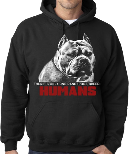 Ban stupid Humans-Men's Hoody