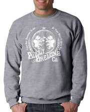 Bully Brewing Co. Adult Crew Neck Sweatshirt