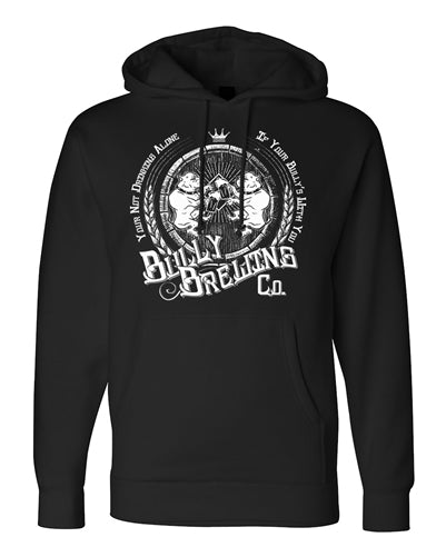 Bully Brewing Company Adult Unisex Pullover Hoodie