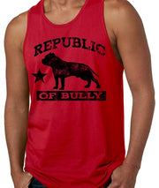 Bully Republic Men's TANK TOP