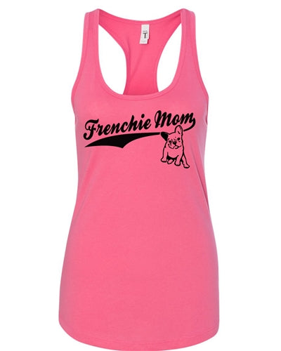 Frenchie Mom Tank Top