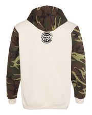 ABKC Camo Block Pullover Hoodie