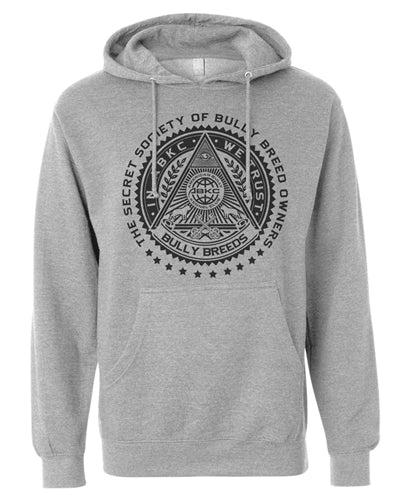 IN ABKC WE TRUST ADULT PULLOVER HOODIE