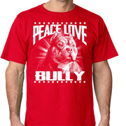 Peace Love Bully Shirt