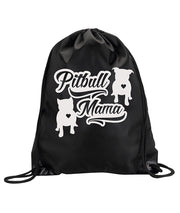 Pitbull Mama Cinch Backpack