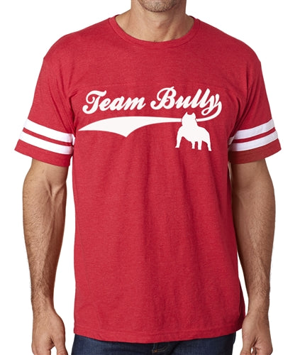 Team Bully Men's Football Jersey Shirt