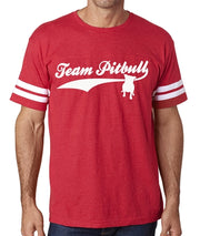 Team Pitbull Men's Football Jersey Shirt