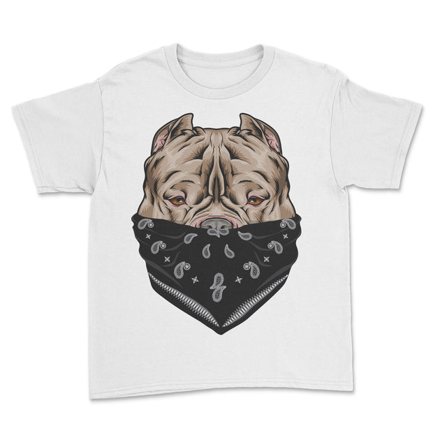 Bully Mask Youth, Toddler and Infant T Shirt