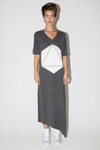 Asymmetrical Star Dress