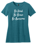 Kind, Brave, Awesome