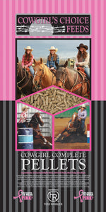 Cowgirl Complete Pellet