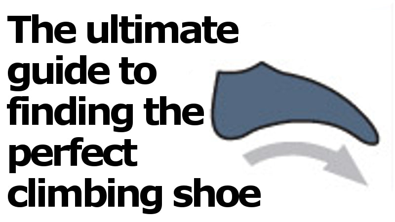 How to choose the perfect rock climbing shoe – The ultimate guide.