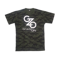 Gainz On Camo Tshirt