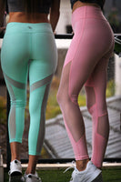 Victorious Leggings / Mint