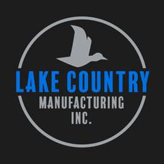 lake country polishing pads canada logo