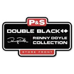 PS double back renny double black canada logo carzilla